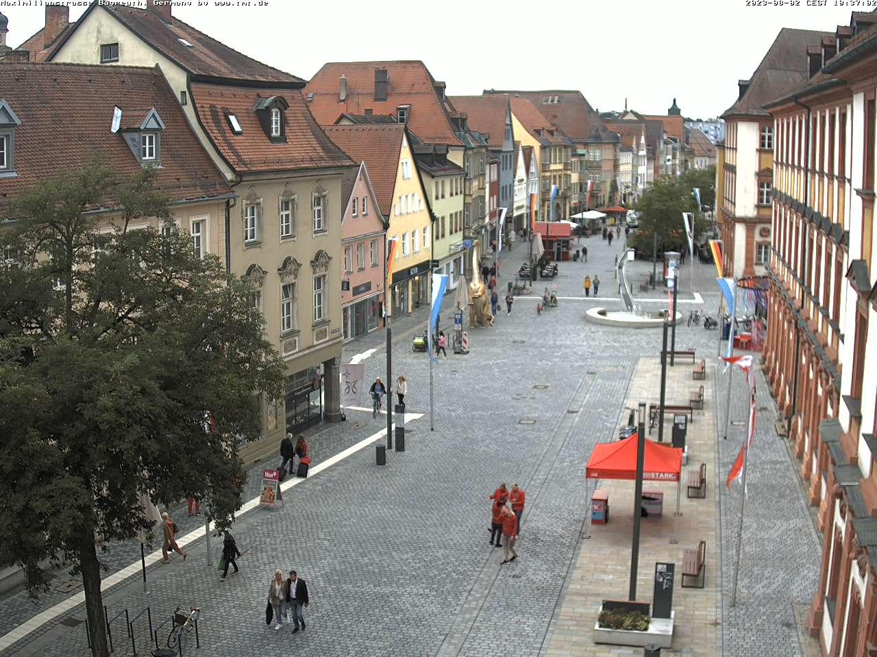 Bayreuth Webcam